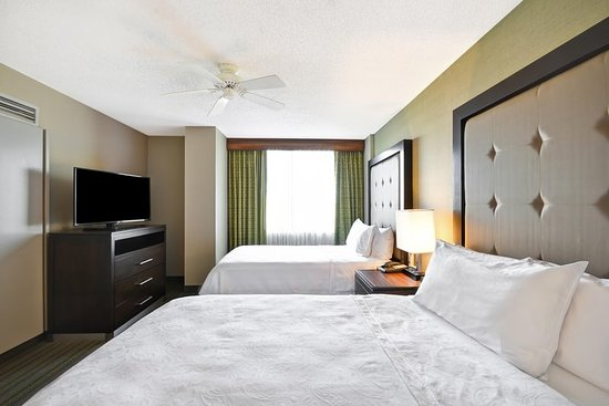 Herndon, VA: Suite with Two Beds