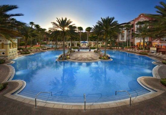 Marriott's Grande Vista: Plaza del Sol Outdoor Pool