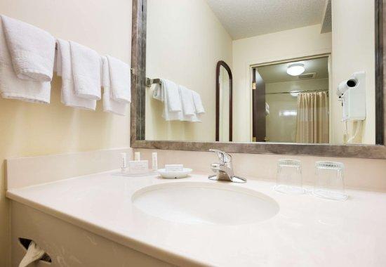 Иден-Прери, Миннесота: Suite Bathroom