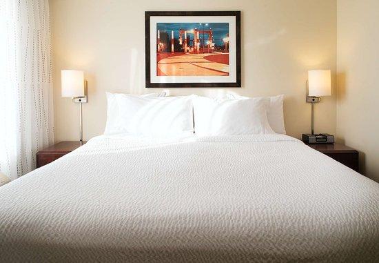 Иден-Прери, Миннесота: Hospitality Suite - Bedroom