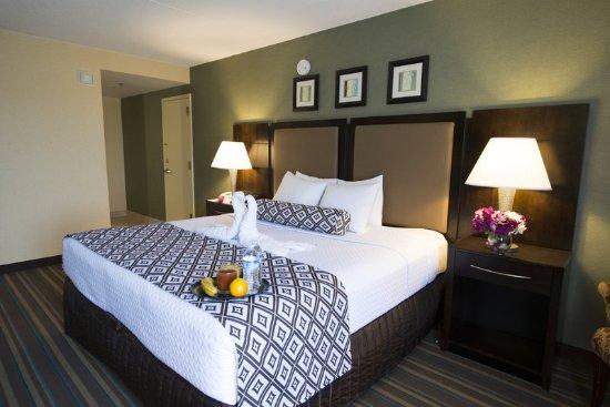 Trevose, Pensylwania: Executive Deluxe King Room