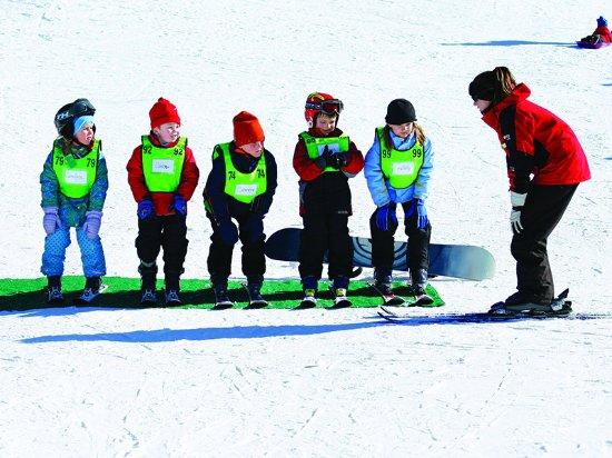 Hot Springs, VA: Group Ski Lesson