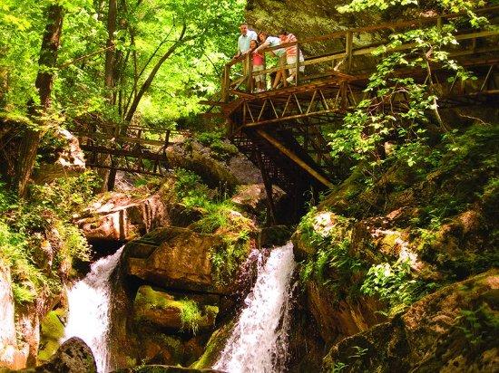 Hot Springs, VA: Cascades Gorge Hike