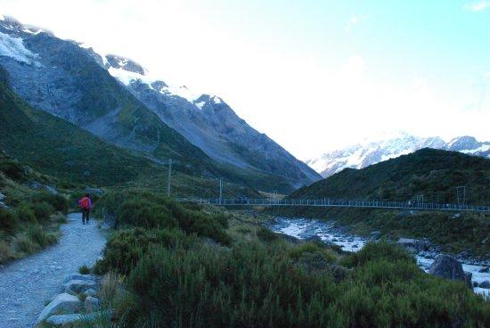Aoraki Mount Cook National Park (Te Wahipounamu) Resmi