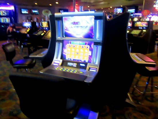 Diamonds Casino: Slot Area, Diamond's Casino and Diner, Reno, Nevada