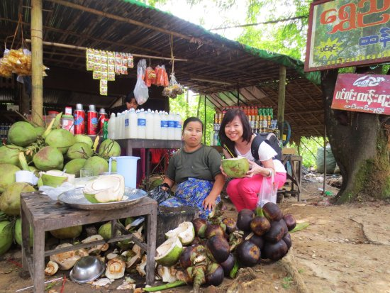 Bago Region, Myanmar: A day visit in Bago City - Bago, MYANMAR