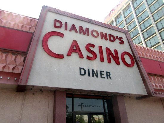 Diamonds Casino: Diamond's Casino and Diner, Reno, Nevada