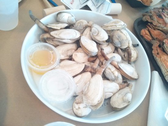 ‪‪Grasonville‬, ‪Maryland‬: Soft shell clams‬