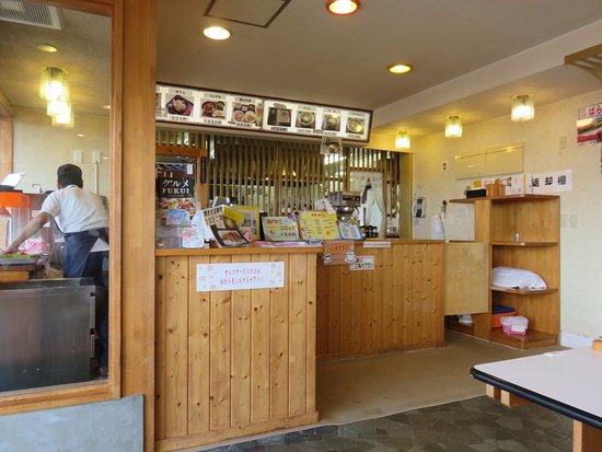 Wakasa-cho, Japan: ざるそば700円。
