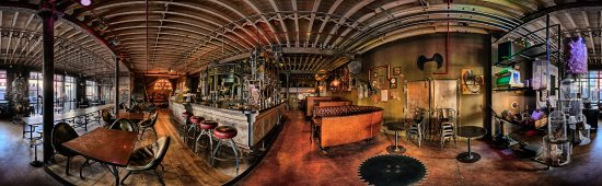Truth Coffee HQ: Truth Cafe Pano by Robert Miller