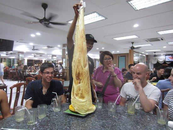 Food Tour Malaysia: An impressive Indian dessert