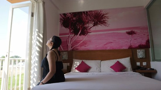 favehotel Umalas: Superior Room with Pool View.