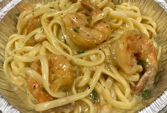 Sugar Land, تكساس: Shrimp Scampi