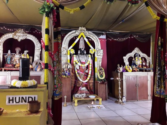 Lord Balaji in all granduer