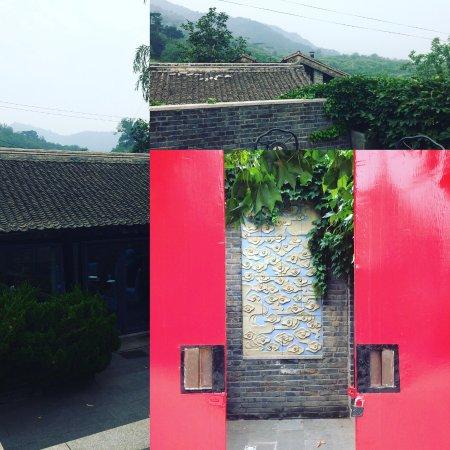 Brickyard Retreat at Mutianyu Great Wall Photo