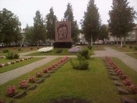 Southern Finland, Finland: Лаппеенранта. Центр.