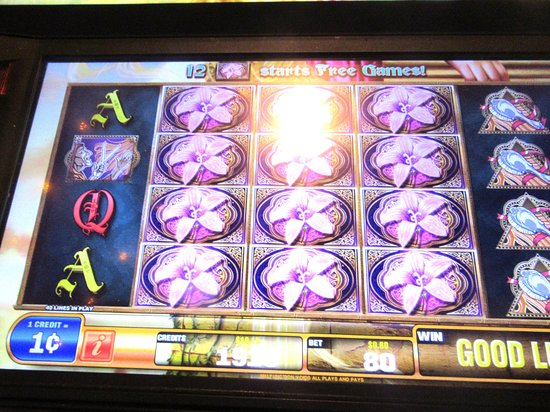 Slot Bonus Round, John Ascuaga's Nugget, Sparks, Nevada