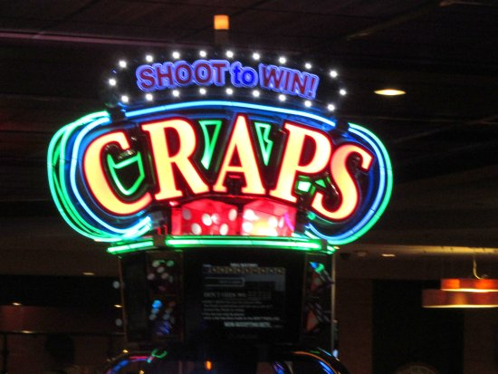 Craps Shoot To Win, John Ascuaga's Nugget, Sparks, Nevada