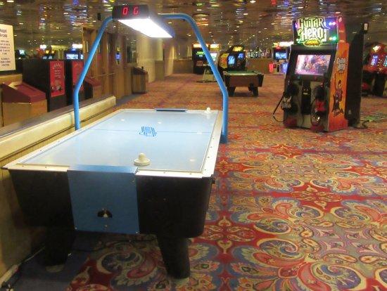 Arcade Area,, John Ascuaga Nugget, Sparks, Nevada