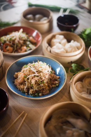 Hornsby, ออสเตรเลีย: The Courtyard Food - Kekou Noodle and Dumpling Bar