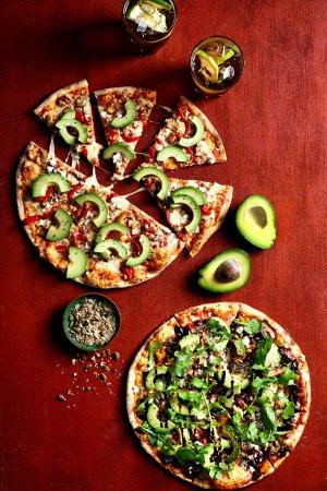 Midrand, Sudáfrica: Gourmet Pizzas... The best quality produce- fresh tasty & delicious!