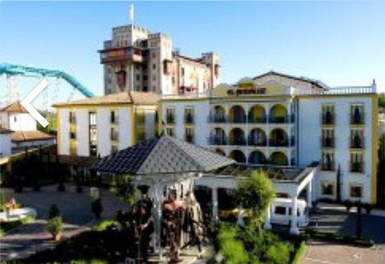 """Imagen de Hotel """"El Andaluz"""" Europa-Park"""