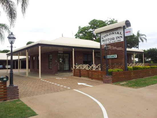 Gayndah colonial motor inn 2018 reviews photos of hotel for Colony house motor lodge