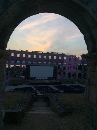 Amfitheater van Pula: photo2.jpg