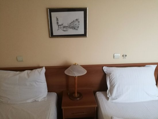 Hotel Srbija: two bed room