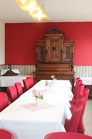 Walkenried, Niemcy: Der rote Salon