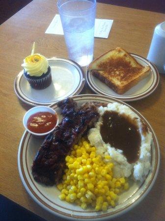 Casper, WY: BBQ rib special