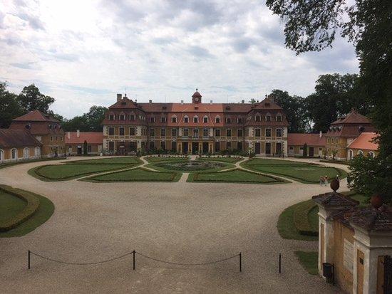 Rajec-Jestrebi, Czech Republic: zámek