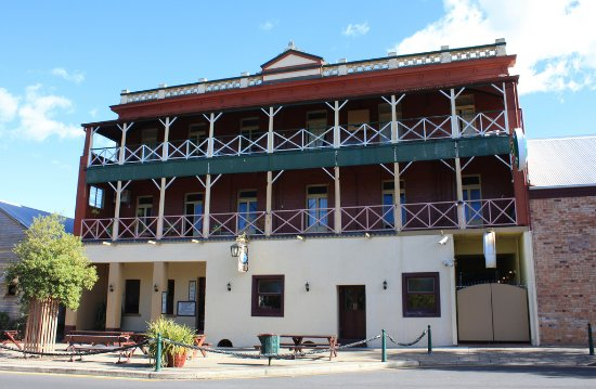 Maryborough, Australia: Criterion Hotel