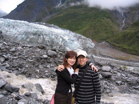Fox Glacier, Νέα Ζηλανδία: 福克斯冰川