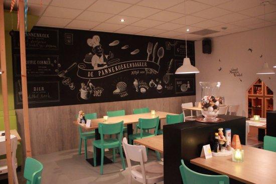 Maarssen, Hollanda: Restaurant
