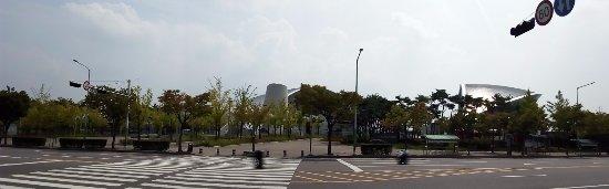 Gwangju, South Korea: World Cup Stadium