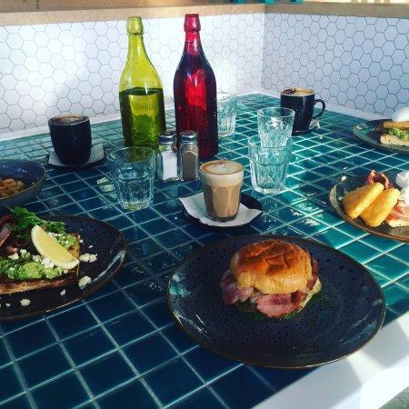 Chermside, Austrália: Full Table Service