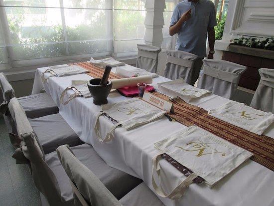 Naj Thai Cooking School : Naj 泰式料理烹飪教學