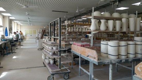 Belleek, UK: Inside the factory