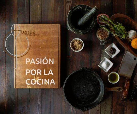 Torrente de Cinca, Hiszpania: Platos Atenea Restaurante