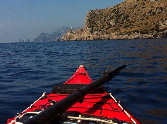 Marina del Cantone, Italien: in Ieranto Bay