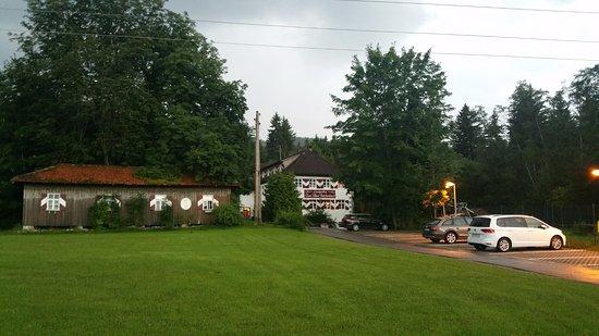 Nesselwang, Alemania: Entrono muy silencioso y sin problemas para aparcar