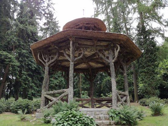 Βοημία, Τσεχική Δημοκρατία: Altán v Růžové zahradě