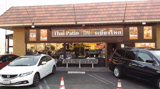 Thai Patio, Los Angeles   Hollywood   Menu, Prices U0026 Restaurant Reviews    TripAdvisor
