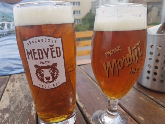 Kolin, Czech Republic: Pivo