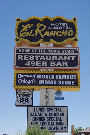El Rancho Hotel & Motel: photo0.jpg