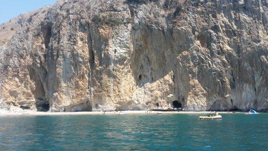 Grotte Marine di Capo Palinuro - Palinuro Porto: 20170718_114348_large.jpg