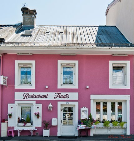 Sallanches, France: Façade du Restaurant