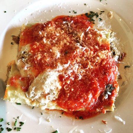 ซานมาเทโอ, แคลิฟอร์เนีย: cannelloni