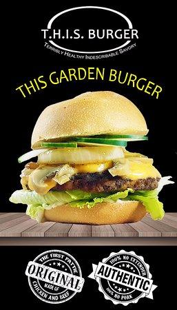 Las Pinas, Filipiny: Healthy Burgers